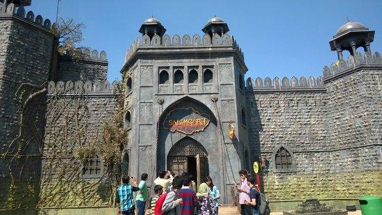 Imagica Theme Park: Salimgarh..Haunted House