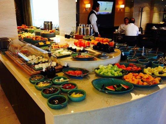 Hyatt Regency Mexico City: Club Level Breakfast