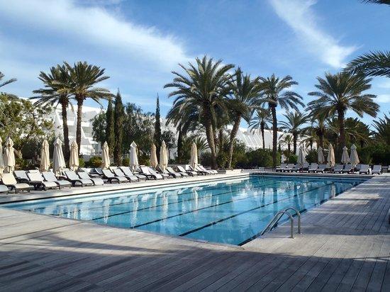 Club Med Djerba la Douce : Eau froide ...