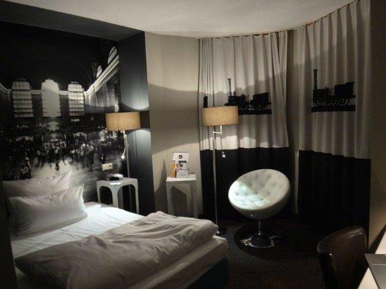 BEST WESTERN Hotel Nürnberg am Hauptbahnhof: Overview of the room