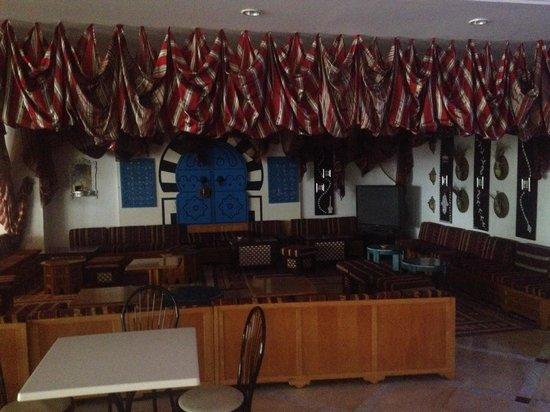 El Mouradi Club Kantaoui : Vannpipe området