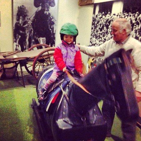 National Horseracing Museum: Riding a winner