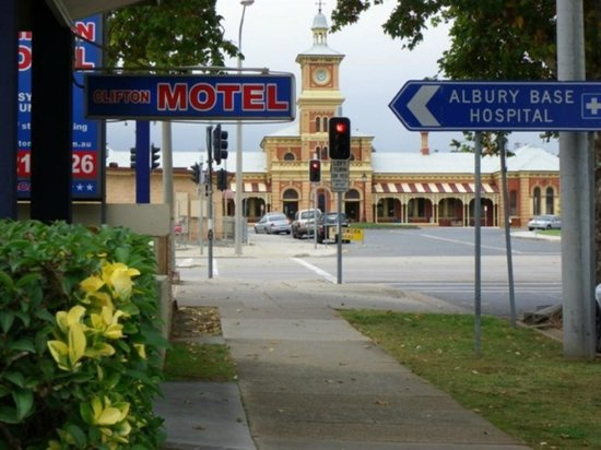 Clifton Motel Albury Review