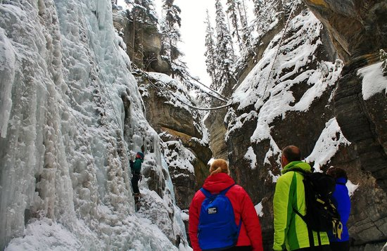 Jasper Tour Company: It's never more beautiful than through your eyes.