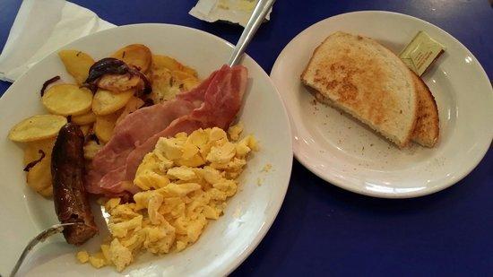 Est Caffe : The best breakfast....