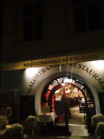 Malostranska Restaurant: ������