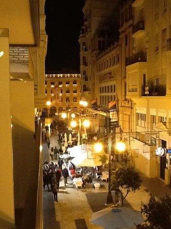 Hotel Sorolla Centro: Dal balcone della camera