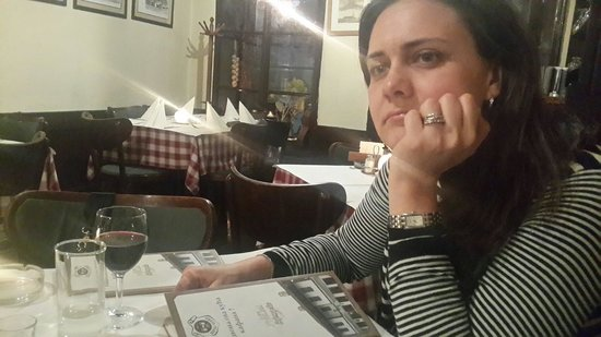 Kafana Question Mark: lovely food and cosy traditional serbian atmosphere