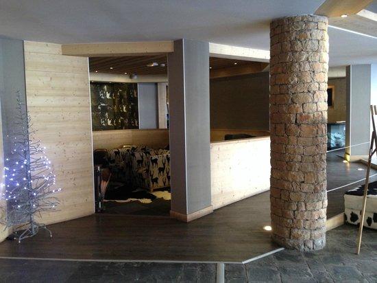 Mercure Chamonix Centre Hotel : LA RECEPTION