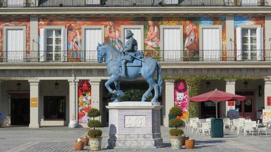 Shima Spain Village Parque Espana: Themeing