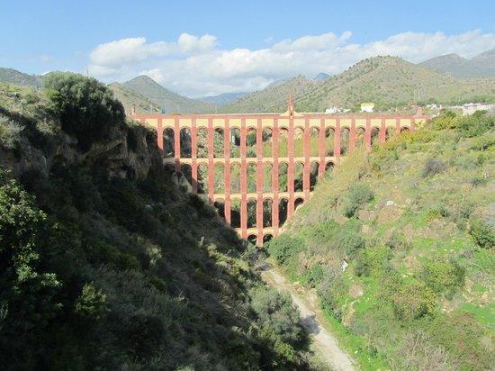 Aqueduct of El Aguila: het Eagle Aquaduct !