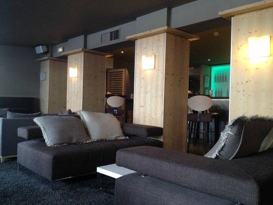 Mercure Chamonix Centre Hotel : LE BAR
