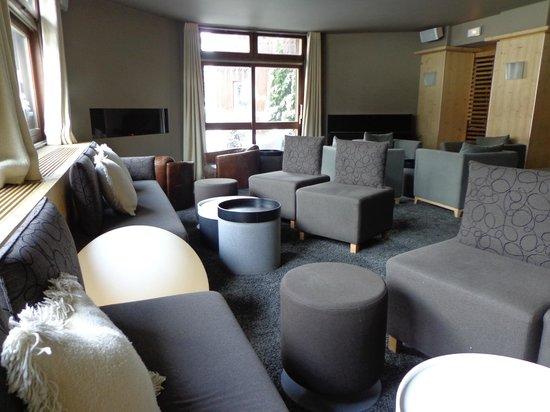 Mercure Chamonix Centre Hotel : LE SALON