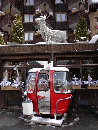 Mercure Chamonix Centre Hotel : L'HOTEL