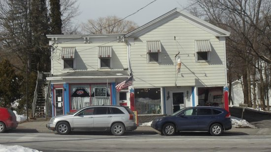 Home Front Cafe: THE HOME FRONT....Altamont, NY