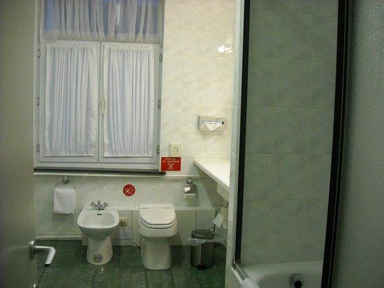 Hotel a la Grande Cloche : bagno