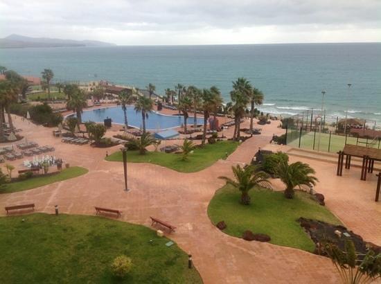 H10 Tindaya : meteo maussade de ce mois de fevrier