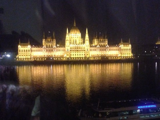 Novotel Budapest Danube: Hungarian Parliament