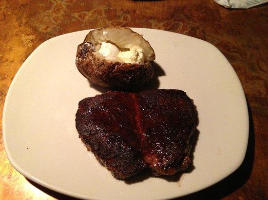 Outback Steakhouse: Filet