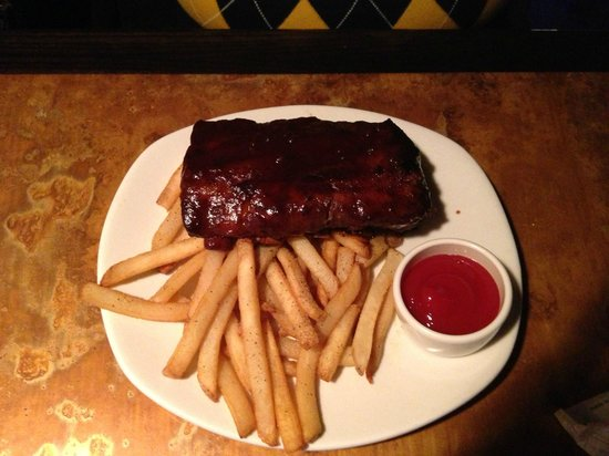 Outback Steakhouse: Ribs