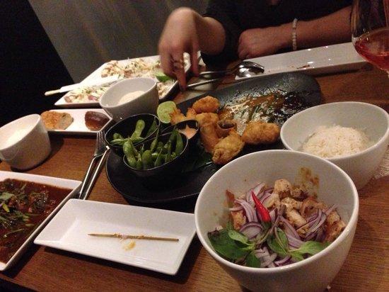 Fugu-Nydegg: Food ;)