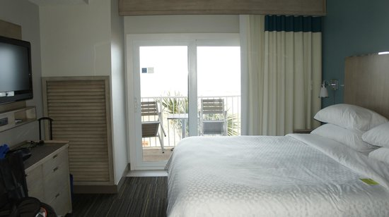 Four Points by Sheraton Jacksonville Beachfront: ALL Suites Oceanfront - Suite 216
