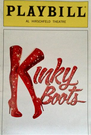 Kinky Boots on Broadway: Program