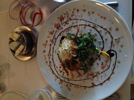 Café des Artistes: Appetizers