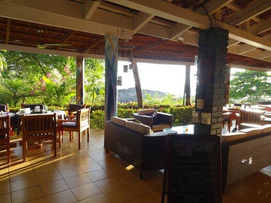 Costa Paraiso : terrace