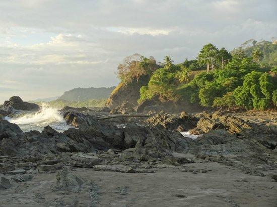Costa Paraiso : more beach