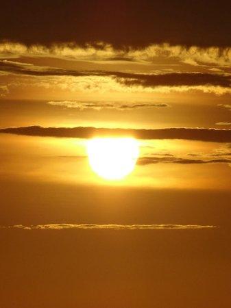 Costa Paraiso : sunset