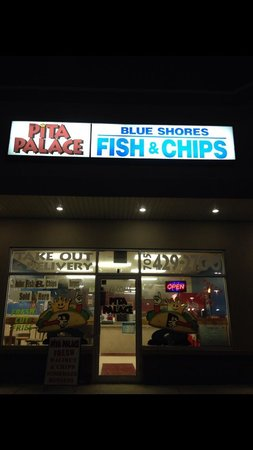 Blue Shores Fish & Chips