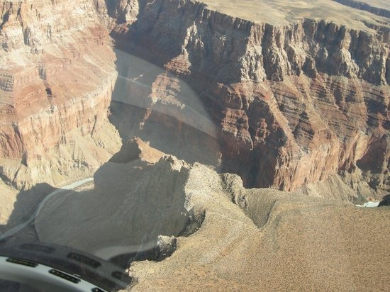 Papillon Grand Canyon Helicopters: Grand Canyon from Helicopter