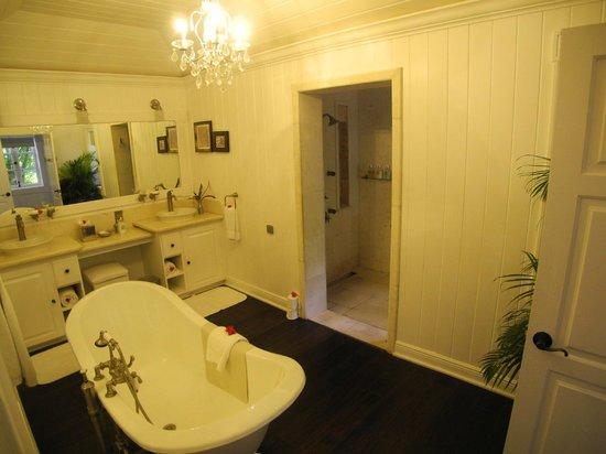 Sugar Beach, A Viceroy Resort: Bathroom