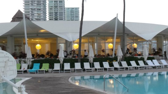 Hilton Puerto Vallarta Resort: terrasse buffet