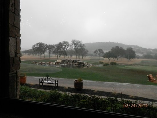 Tapatio Springs Hill Country Resort: Gounds