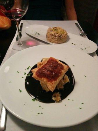 Restaurante Agape: Rico