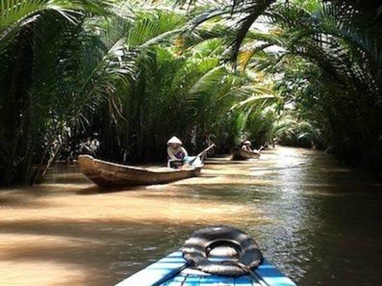Mekong River Cruise: Canal do Mekong