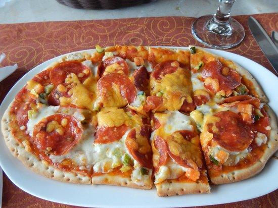 Sugar Ridge : Délicieuse Pizza pour diner