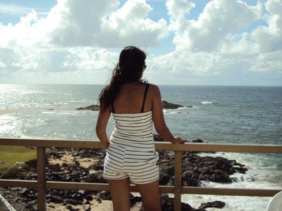 Bahia Othon Palace: mar