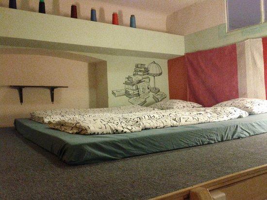 Lavender Circus Hostel : camera