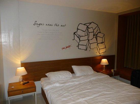 Chern Hostel: quarto duplo