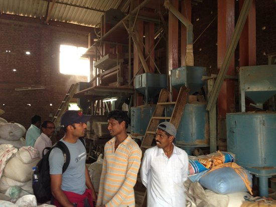 Reality Tours and Travel - Day Tours: Rice processing facility