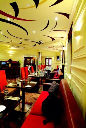 Ashford Court Boutique Hotel: Restauraunt