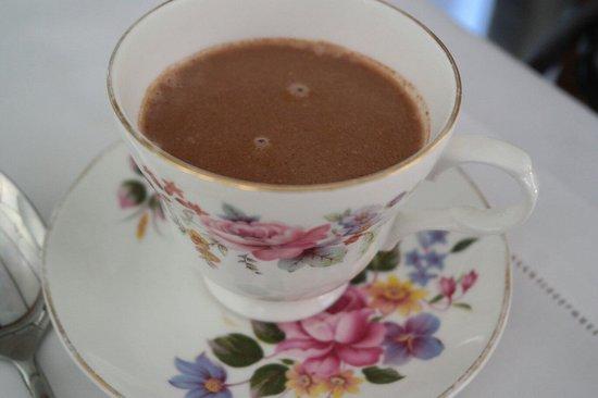 Sonya's Secret Garden: Hot chocolate