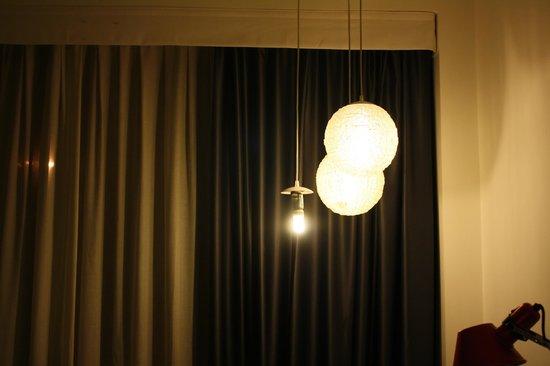 Idea Hotel Plus Milano Malpensa Airport: Missing shade