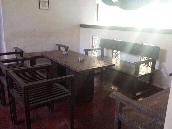 Bangera Inn: The Veranda at the 2nd floor