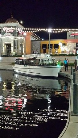 Woodlands Waterway Trolley