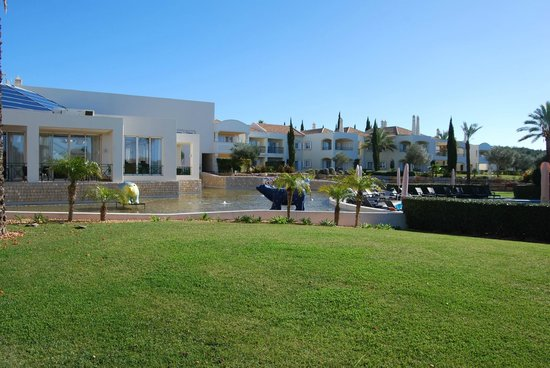 Vale d'Oliveiras Quinta Resort & Spa: Jardim