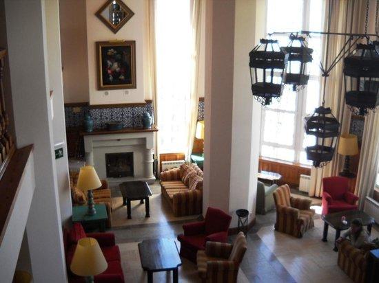 Hotel Apartamentos Trevenque: Trevenque: lobby -2 level